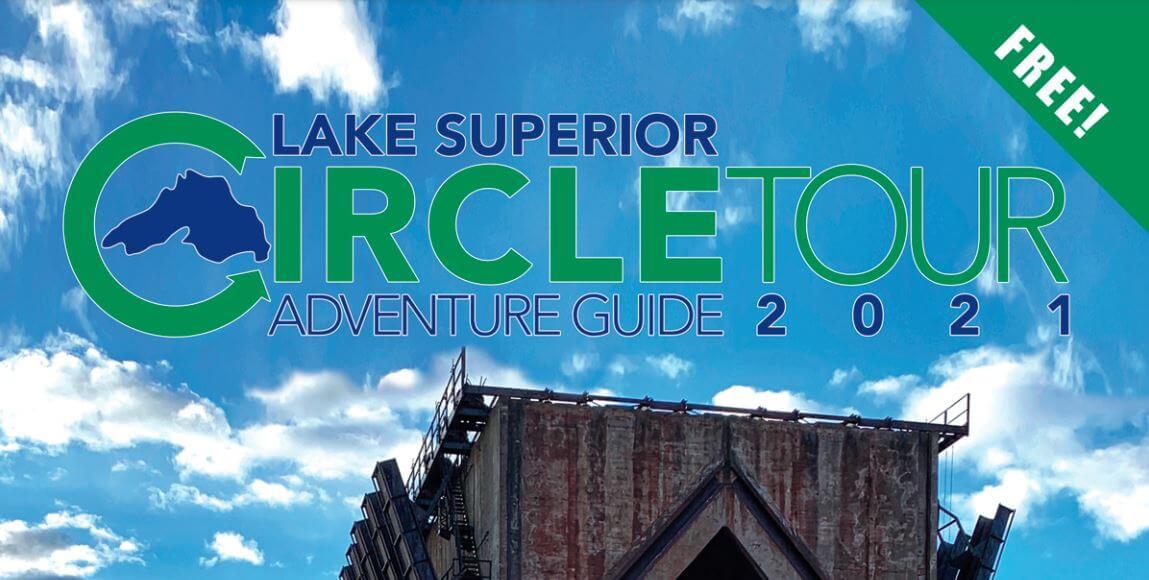 2021 Lake Superior Circle Tour Cover Teaser Photo