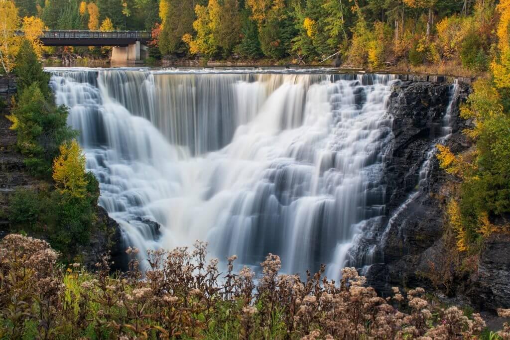 Kakabeka Falls - Lake Superior Waterfalls