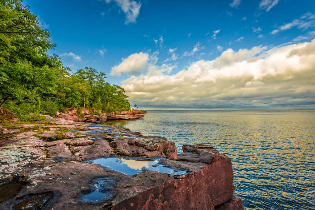 North America's Best Road Trip - The World's Largest Freshwater Lake