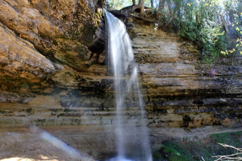 Munising Falls - Lake Superior Waterfalls