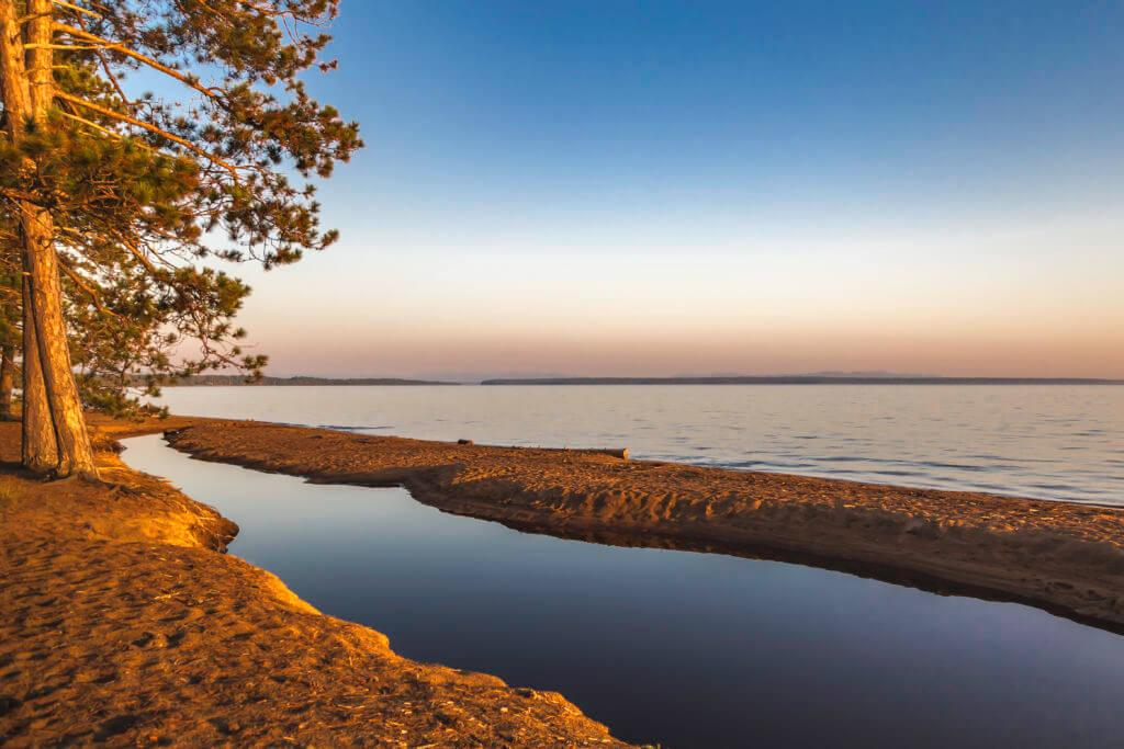 North America's Best Road Trip - Beaches