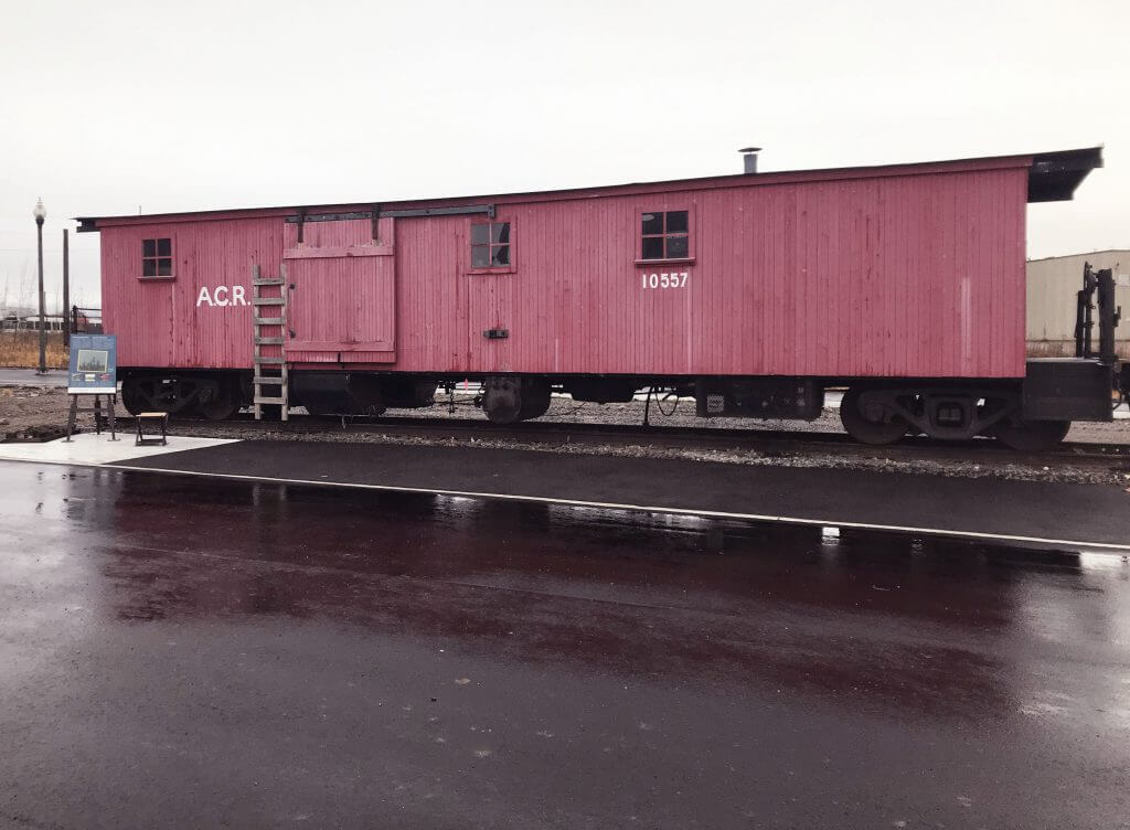 Boxcar Group of Seven