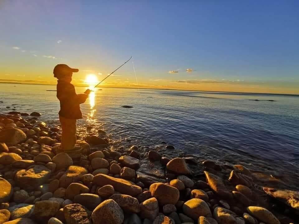 Fishing Lake Superior Circle Tour