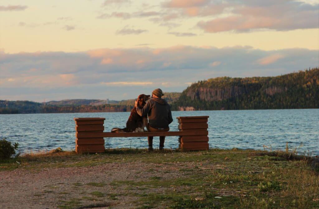 Lake Superior Natural Wonders - Red Rock