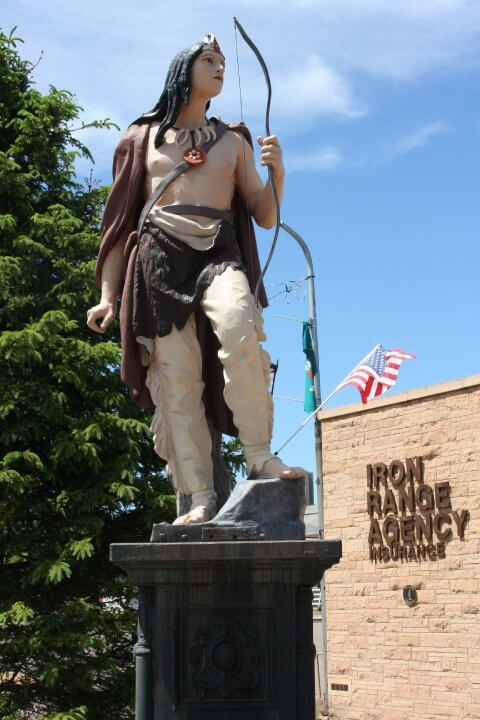 Lake Superior Roadside Attractions - Old Ish