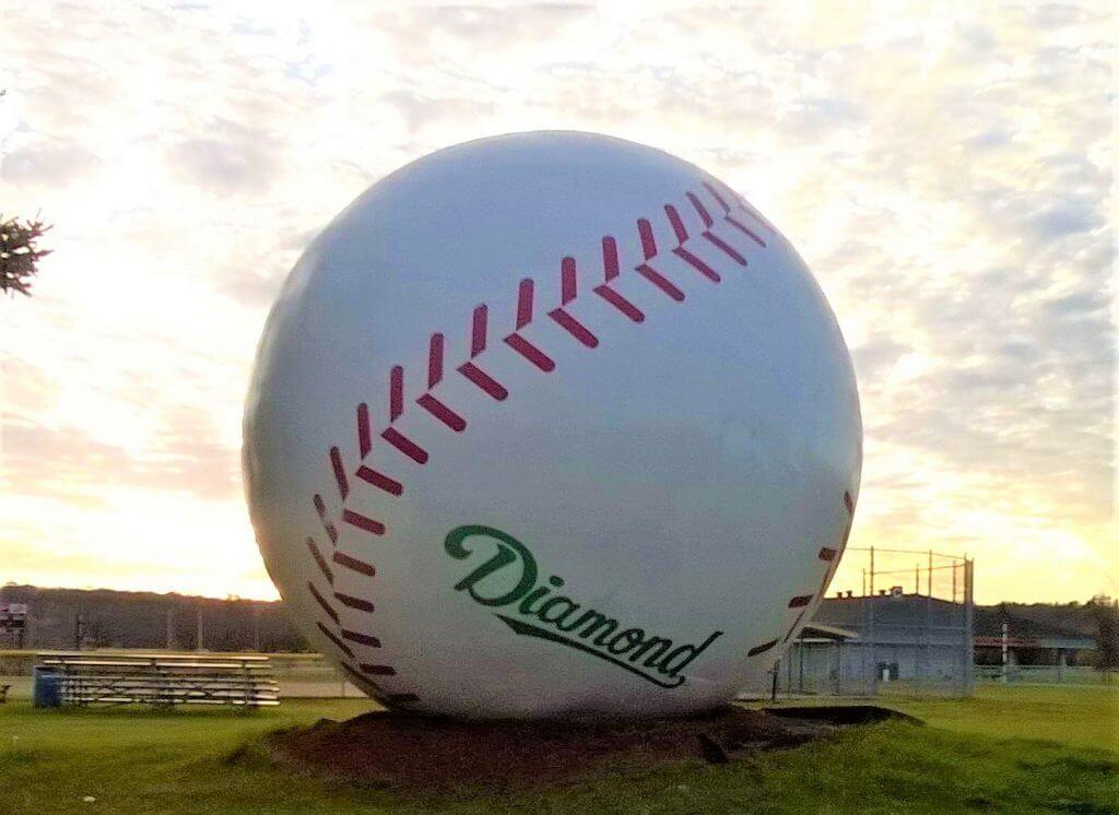 Lake Superior Roadside Attractions - Sault Minor Baseball