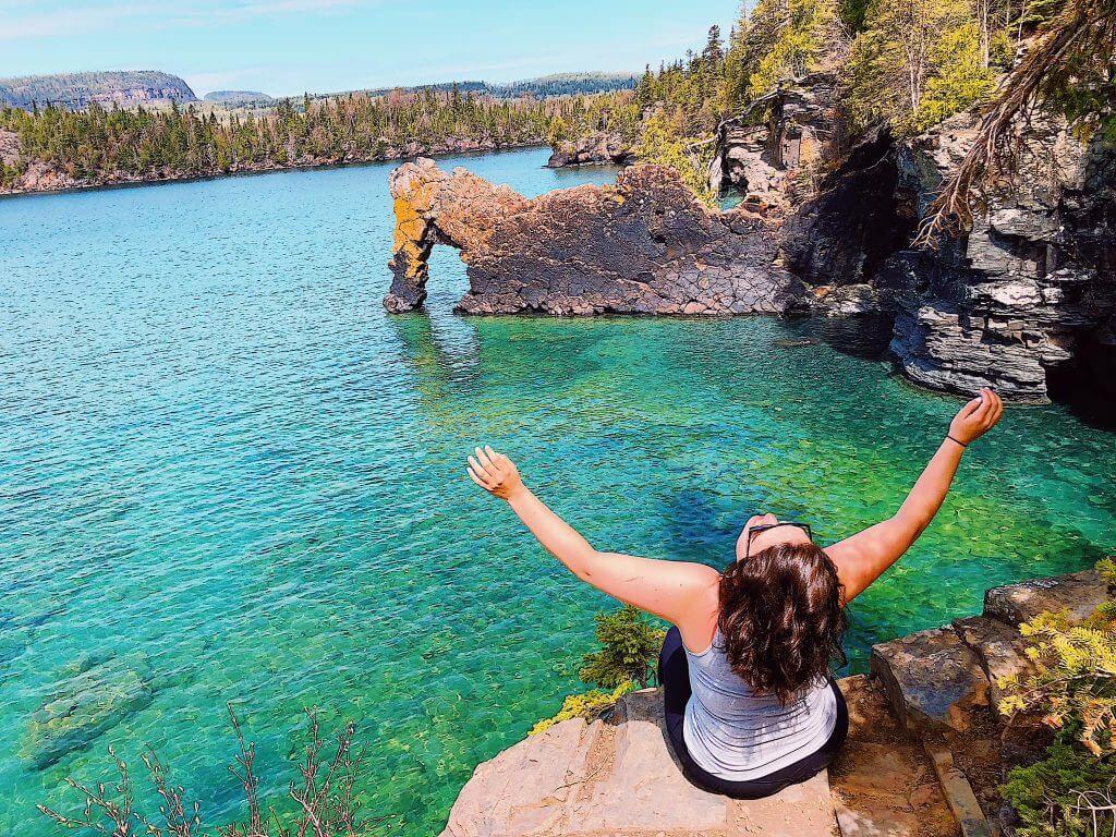 Lake Superior Natural Wonders - Lake Superior Sea Lion