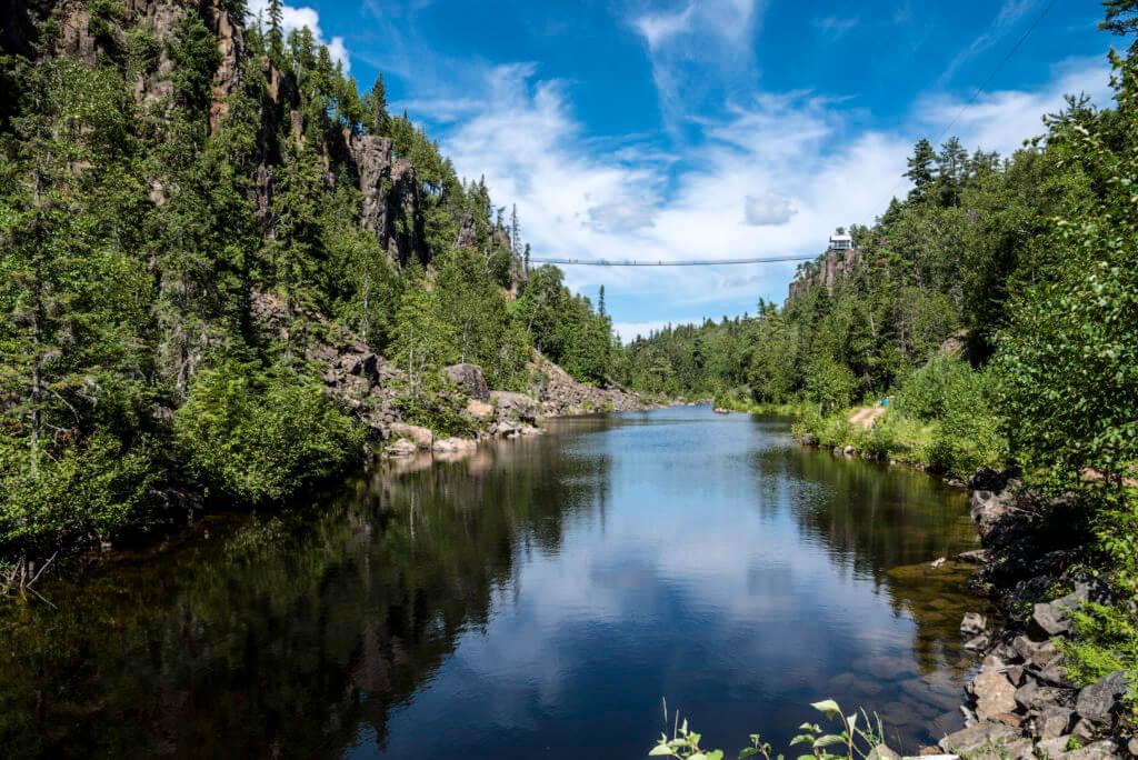Lake Superior Natural Wonders - Eagle Canyon