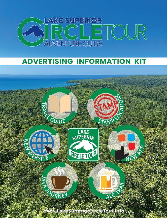 Lake Superior Circle Tour Advertising Rate Package
